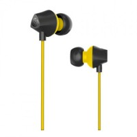 SONIC GEAR NEO PLUG TREON IN EAR HEADPHONE BLACK YELLOW