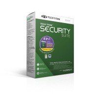 KASPERSKY TECH TITAN SECURITY SUITE 2017 - 3 USERS/1 YEAR