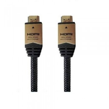 SAROWIN 1METER HDMI HIGH SPEED CABLE 2.0 - GOLD