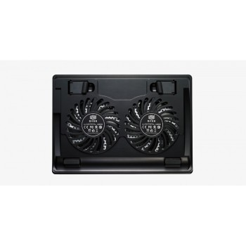 COOLER MASTER A200 BLACK/AL PLATE/DUAL FAN WITH FAN CONTROL NOTEBOOK
