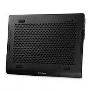 COOLER MASTER A200 BLACK/AL PLATE/DUAL FAN WITH FAN CONTROL NOTEBOOK COOLER PAD