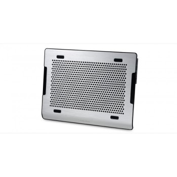 COOLER MASTER A200 SILVER/AL PLATE/DUAL FAN WITH FAN CONTROL NOTEBOOK COOLER PAD