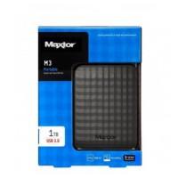 """MAXTOR M3 1TB USB 3.0 2.5"""" PORTABLE HARD DRIVE BLACK"""