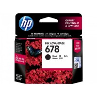HP HEWLETT-PACKARD 678 INK CARTRIDGE BLACK