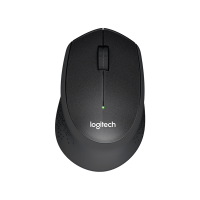 LOGITECH M331 SILENT PLUS WIRELESS USB MOUSE