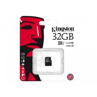KINGSTON 32GB MICRO SDHC CLASS 10 UHS-I 45R FLASH CARD