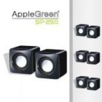 APPLE GREEN SP-250 2.0 CH MINI MULTIMEDIA SPEAKER