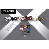 VINNFIER ICON 303 2.0 MULTIMEDIA SPEAKER