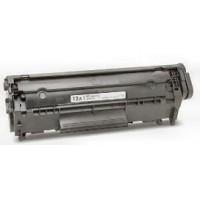 COMPATIBLE HP NO. 12A Q2612A TONER CARTRIDGE - BLACK / FX-9 / CANON 303
