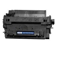 COMPATIBLE HP NO. 55A CE255A TONER CARTRIDGE - BLACK / CANON 324