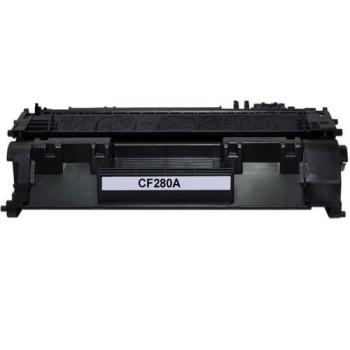 Compatible HP No. 80A CE280A Toner Cartridge - Black
